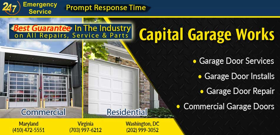Garage Door Services Image 3. Maryland